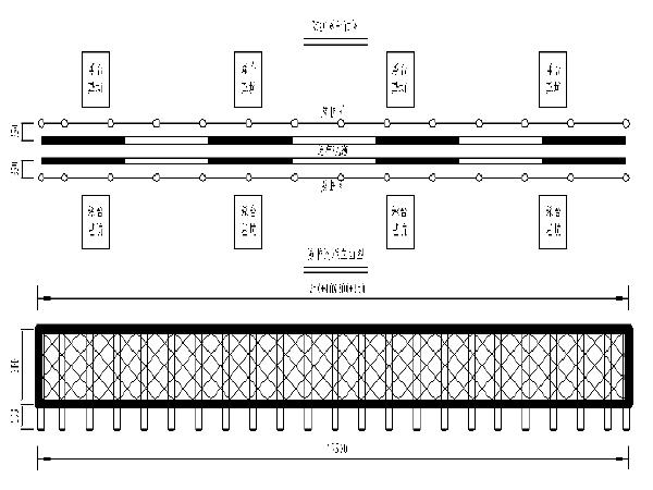 代桥河特大桥跨淮南铁路施工方案
