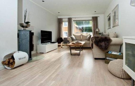 家装木地板如何搭配