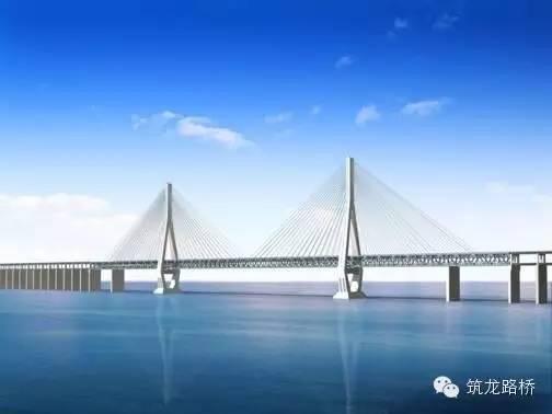 大跨度斜拉桥施工全过程,只能帮你到这了