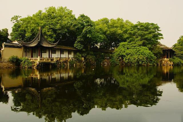 看古典园林建筑,品中华文化精深