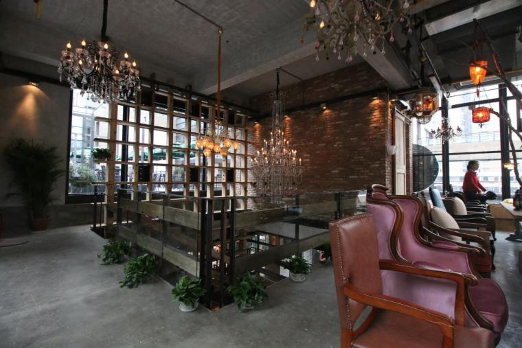 武汉漫咖啡厅