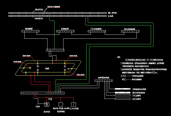 2016年设计际城铁路车辆段与综合基地初步设计图纸全套335张(建筑结构工艺设备,概算)_16