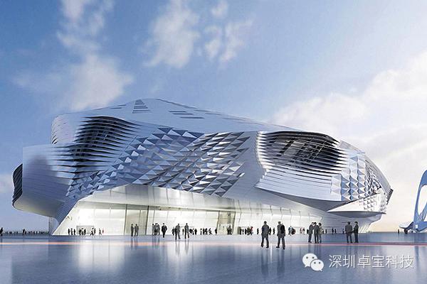 大型钢结构建筑虹吸式屋面雨水排放系统设计要点