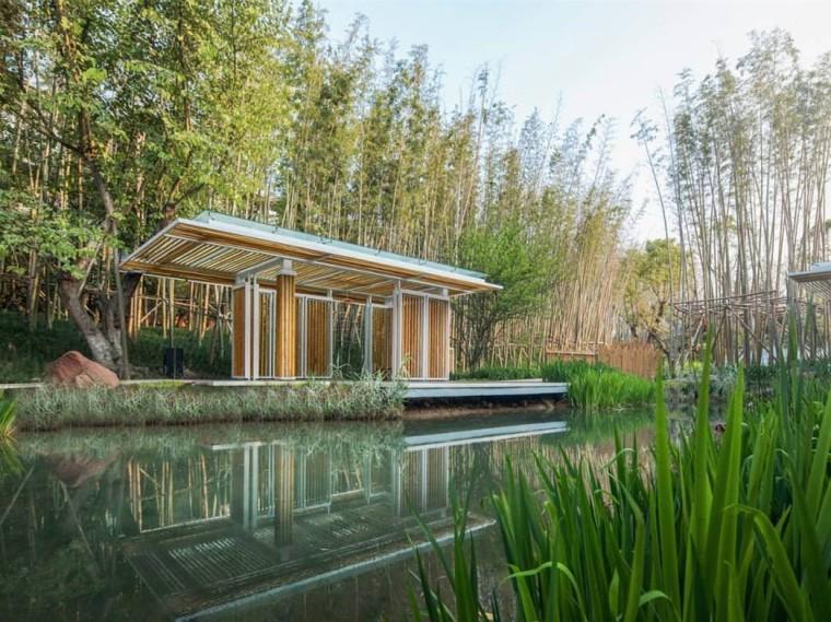 成都麓湖竹隐园