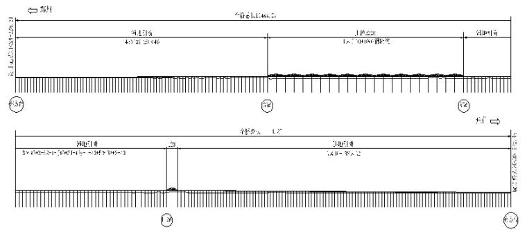 黄河大桥四线铁路特大型桥梁栈桥施工方案