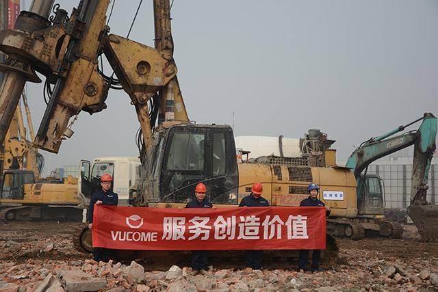 旋挖桩中深厚砂层泥浆控制和沉渣处理案例