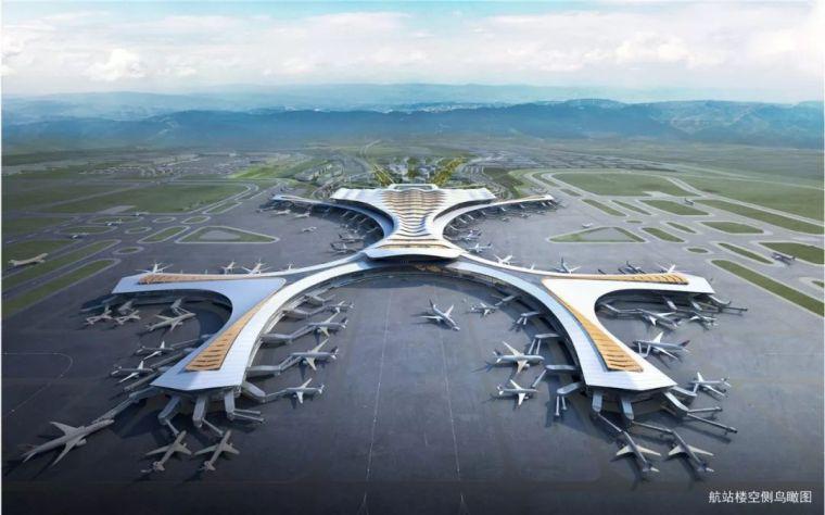 昆明机场T2航站楼视频出炉,看的人心潮澎湃,设计理念更让人叫好