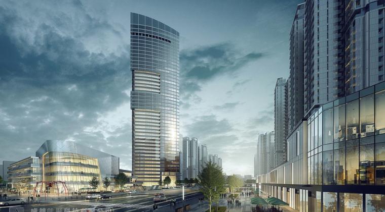 BIM技术在超高层建筑工程深化设计中的应用