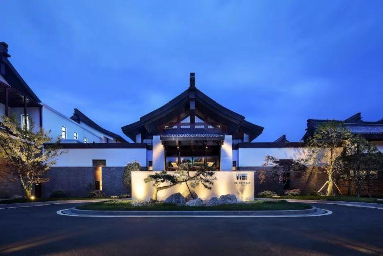 最美的5个中式酒店设计