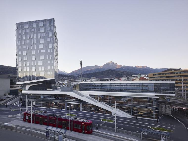 奥地利P2城市多功能图书馆