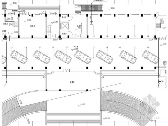 七层检察院办公楼给排水及消防设计施工图