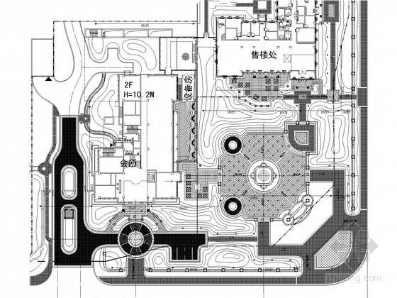 [北京]园林景观项目给排水施工图纸