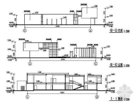 二层幼儿园建筑方案-2