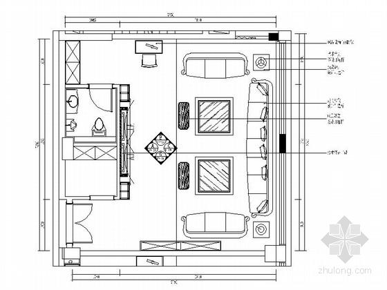 [福建]特色国际音乐会所包厢装修图(含效果)