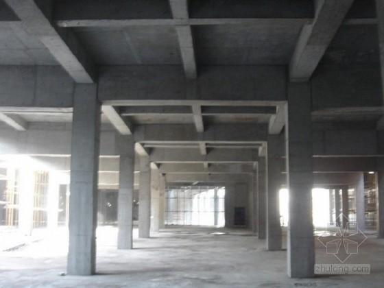 [浙江]广场地下室基坑水泥土搅拌桩围护结构施工方案