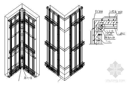 天津某超高层酒店模板施工方案