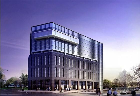 [福建]办公楼建筑安装工程量清单计价(招标控制价)