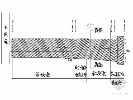 跨江隧道始发井基坑开挖方案(中铁)