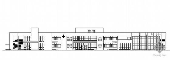 某四层医院配套建筑施工图