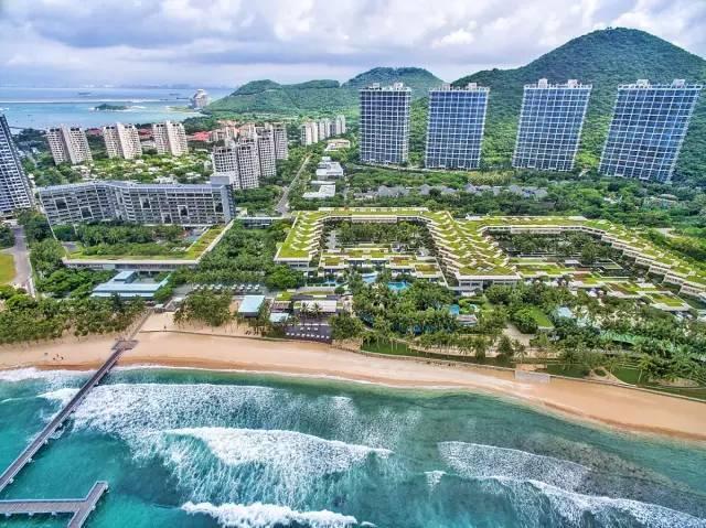 10家顶级酒店的整体景观设计,震撼人心...-半山半岛洲际度假酒店