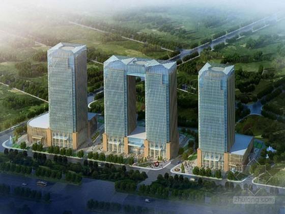 [山东]超高层写字楼工程监理规划近200页(地标建筑 建筑高146m)
