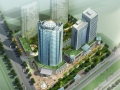 [江西]30层造型新颖酒店及综合型商务办公楼设计方案文本(含CAD方案图)
