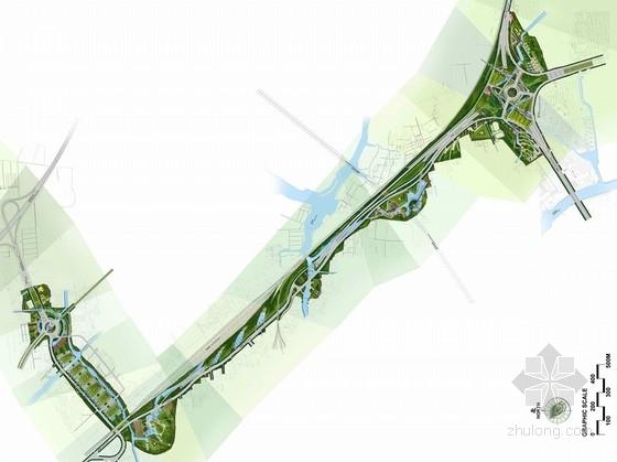 [苏州]高速公路景观规划设计方案