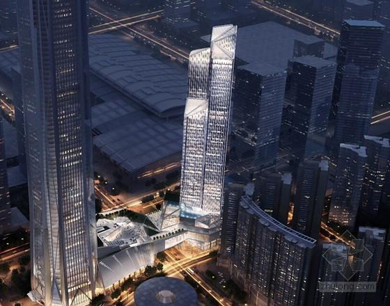 建筑工程超高层项目标书制作总结