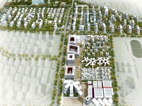 [青岛]某文化创意产业园规划设计方案文本