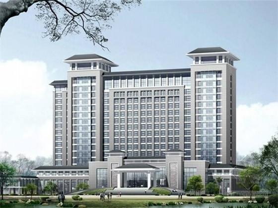 [陕西]高层豪华宾馆新技术应用示范工程汇报材料(11大项)