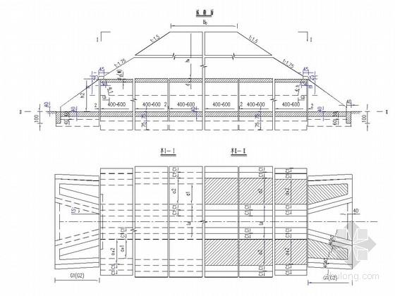 公路钢筋混凝土拱涵施工通用图27张