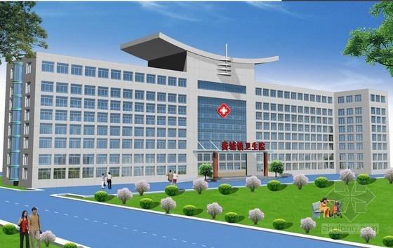 [广西]医院大楼改建装饰及安装工程招标控制价实例(附全套CAD图纸