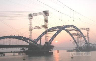 [越南]大桥工程钢管拱肋制作及涂装施工方案