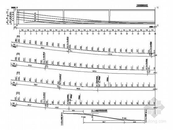 50mT梁中跨主梁钢索节点详图设计