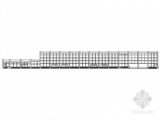 某长途汽车站建筑扩初图(含效果图)