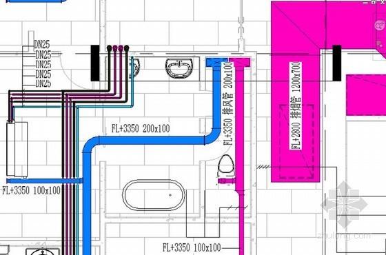 机场航站楼管线综合BIM技术应用实例
