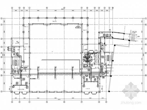 [北京]会议中心配套工程空调通风设计施工图