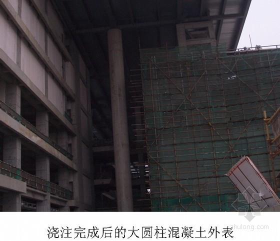 劲性混凝土独立大圆柱定型钢模板施工工艺(计算书)