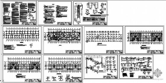 某六层砌体结构设计图
