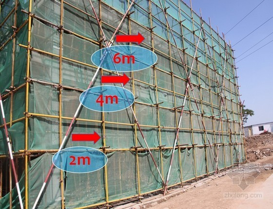 建筑工程脚手架防护做法图文详解(2014年)