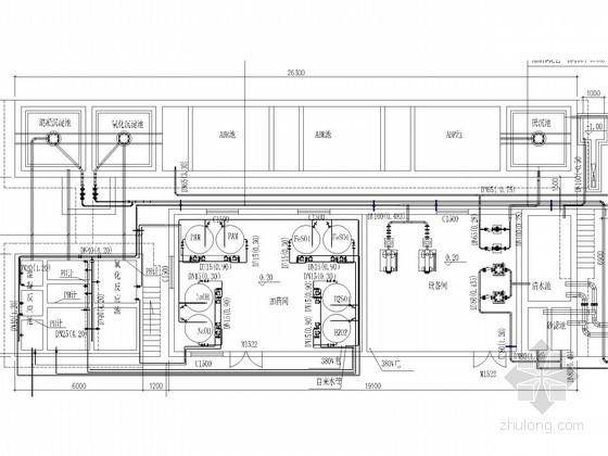 [河北]废水处理改造工程施工图