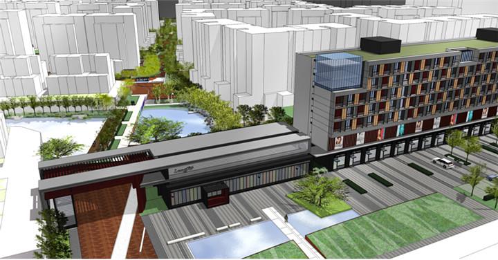 [重庆]英伦风大学城居住区景观方案设计(附261张实景照片)