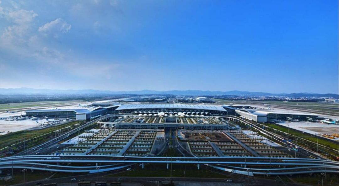 漫谈金属屋面的建筑设计应用(1)——广州新白云国际机场航站楼_38