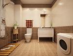现代卫生间3D模型下载
