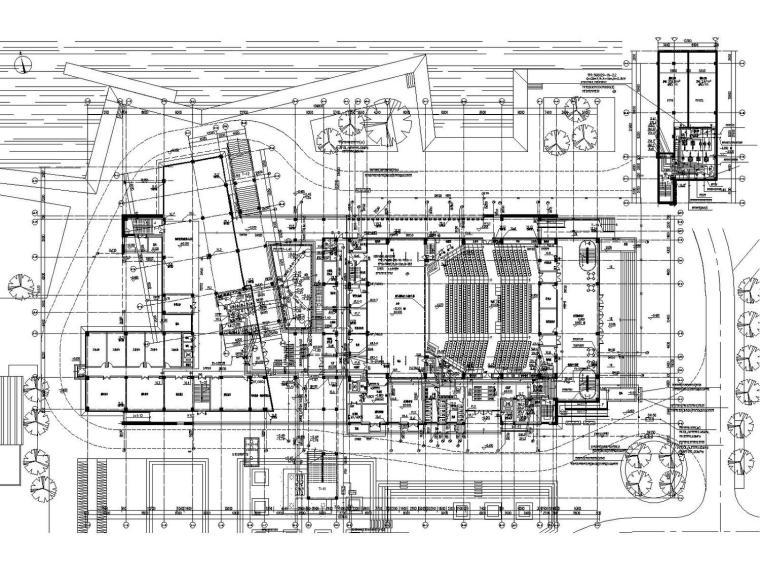[常州]大学办公楼图书馆音乐厅操场给水雨水消防炮系统设计156张