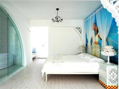 纯朴典雅白色家具搭配技巧