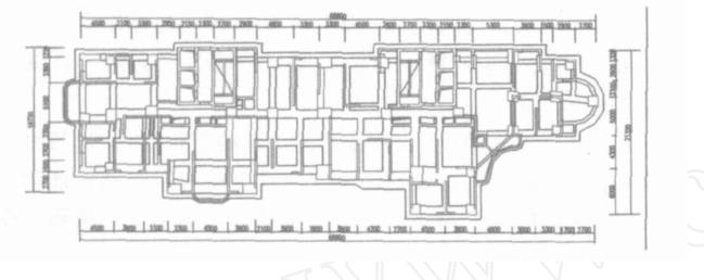 带箱形转换层的高层建筑结构设计