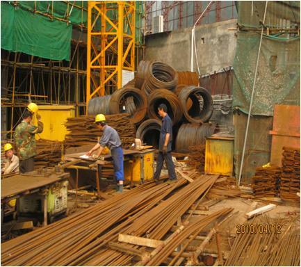 钢筋工程施工现场常见问题,看看你们工地有没有!