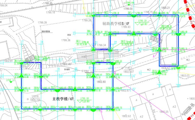 楚雄某新建小学项目岩土工程勘察报告(图表附件齐全)