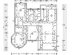 【江苏】现代简约风格样板房设计施工图(附效果图)